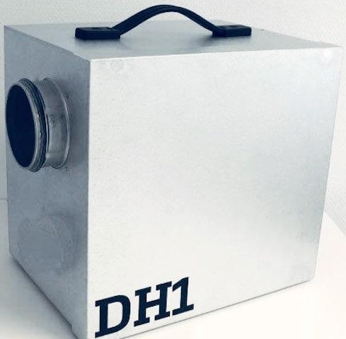 OraTrade sorptionsavfuktare DH1